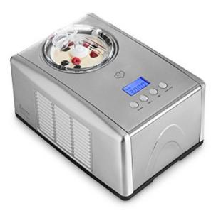 Eismaschine Emma mit selbstkühlendem Kompressor